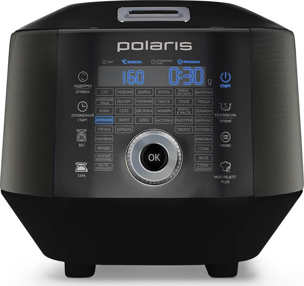 Мультиварка Polaris EVO 0446DS, черный