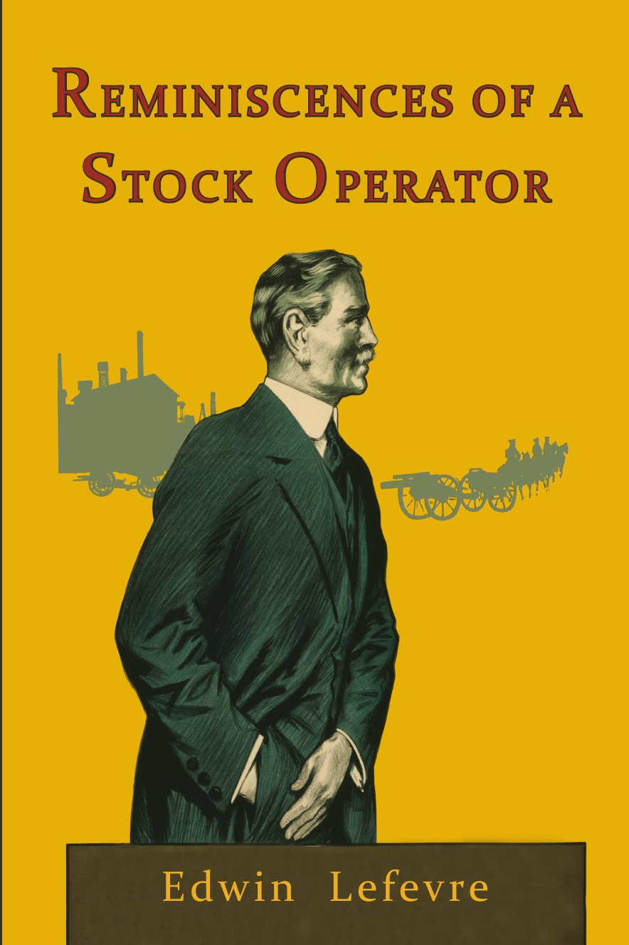Edwin Lefevre Reminiscences of a Stock Operator free shipping lt1037amj8883 goods in stock and new original