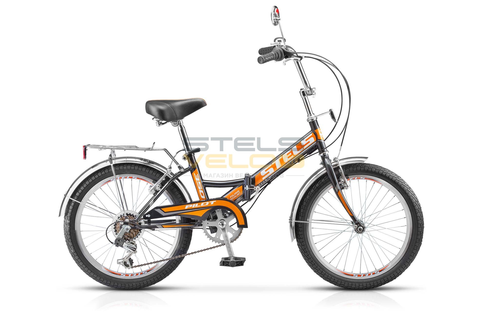 Велосипед Stels Pilot-350