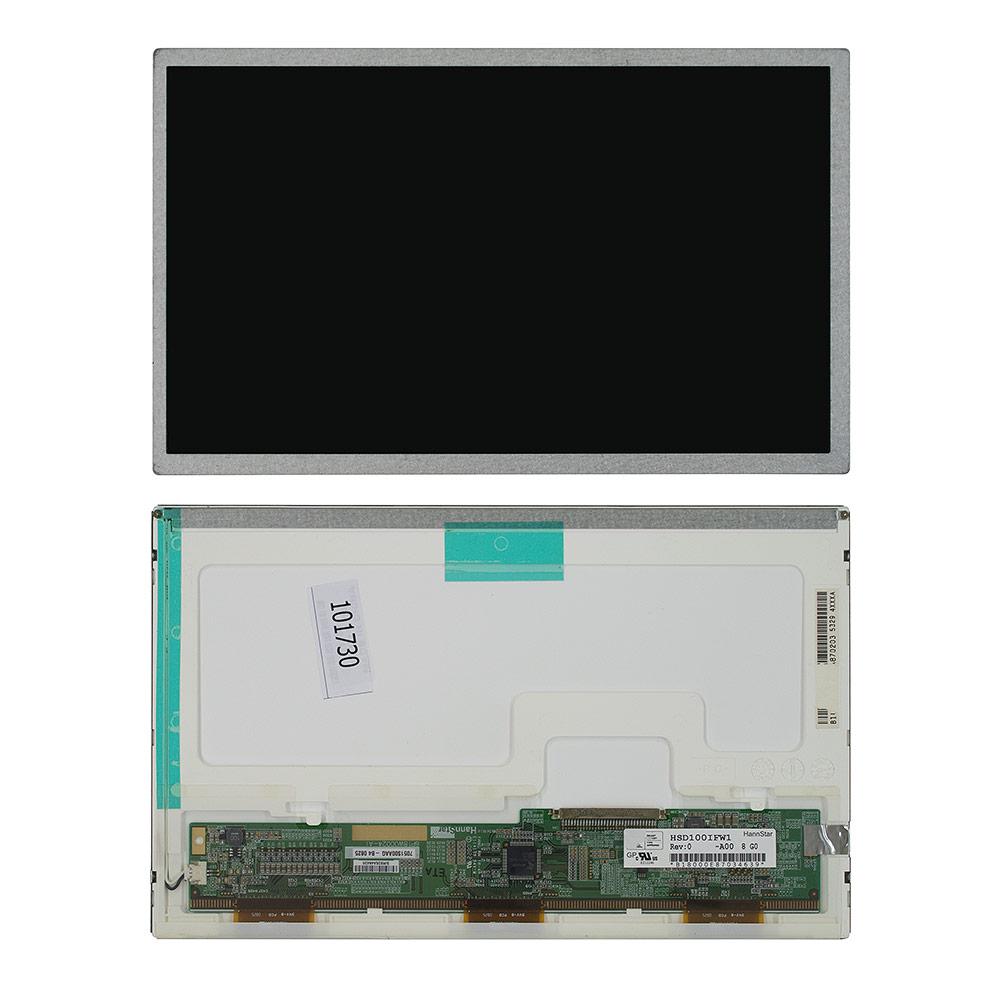 Запчасти для ремонта теле, видео, аудио 10.0 1024x600 WSVGA 30 pin LED. Глянцевая. PN: HSD100IFW1-A00. R1