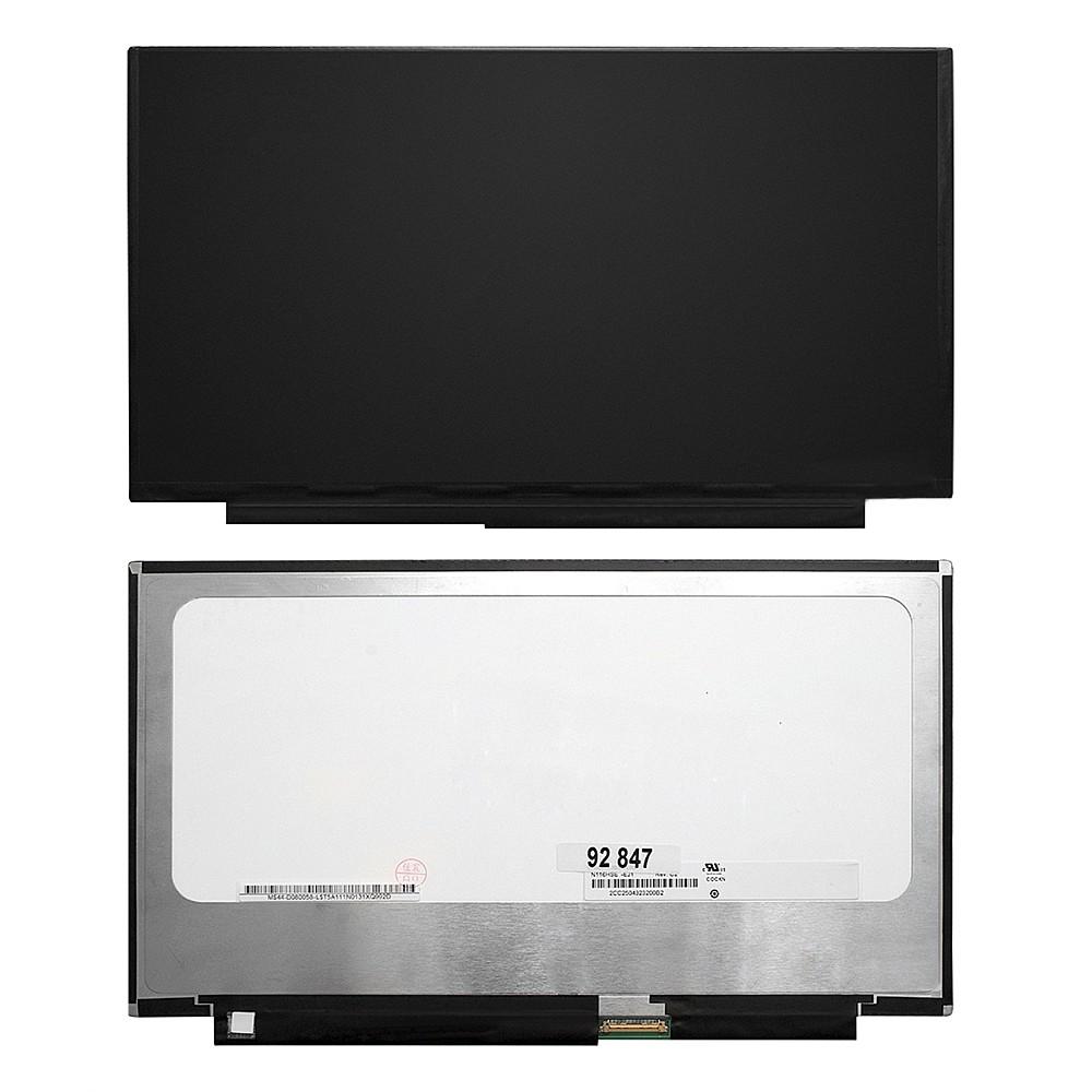Запчасти для ремонта теле, видео, аудио 11.6 1920x1080 FHD 30 pin Slim IPS. Матовая. PN: N116HSE-EJ1.