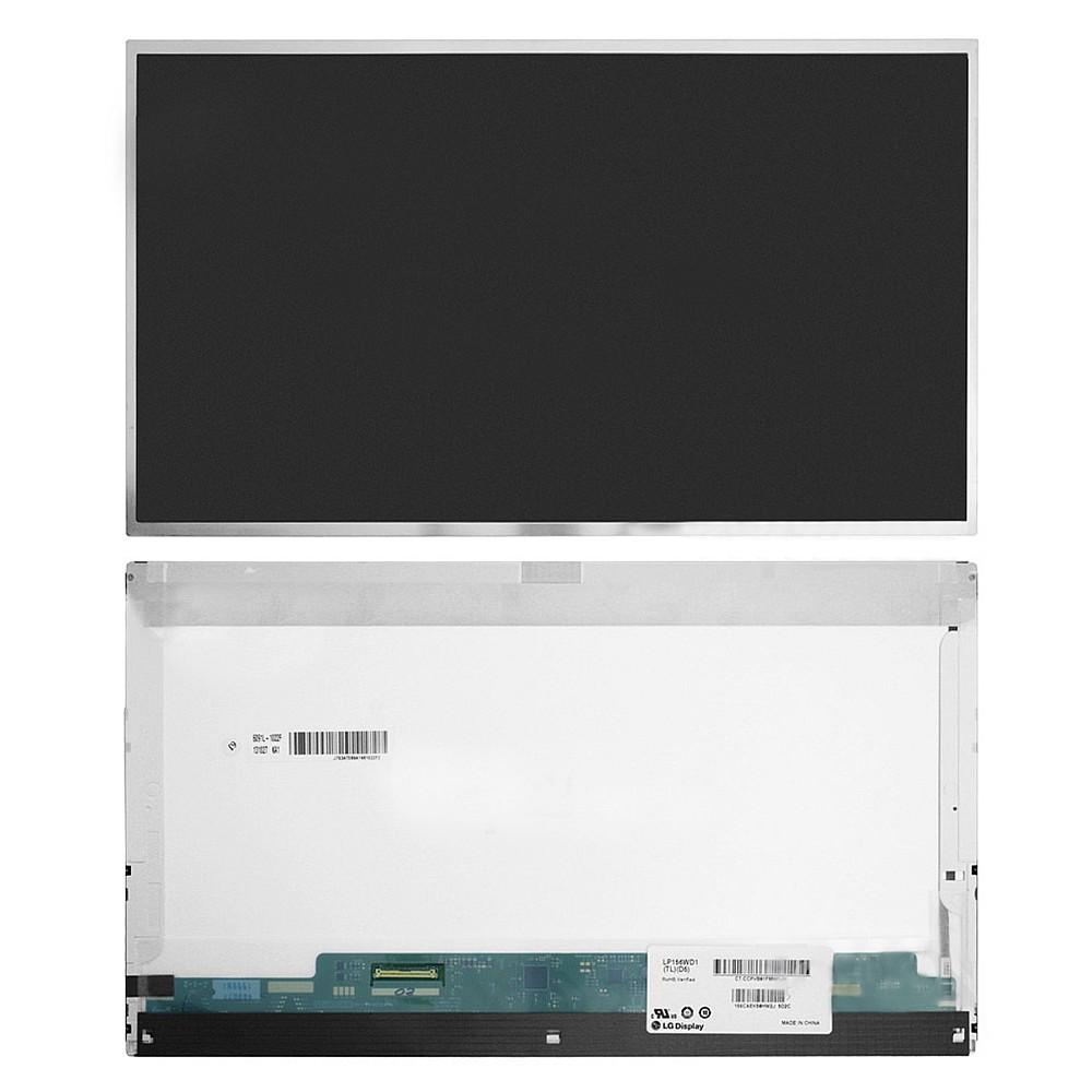 Запчасти для ремонта теле, видео, аудио 15.6 1600x900 HD+ 40 pin LED. Матовая. PN: LP156WD1(TL)(D5) LTN156KT02 LTN156KT04 LP15.