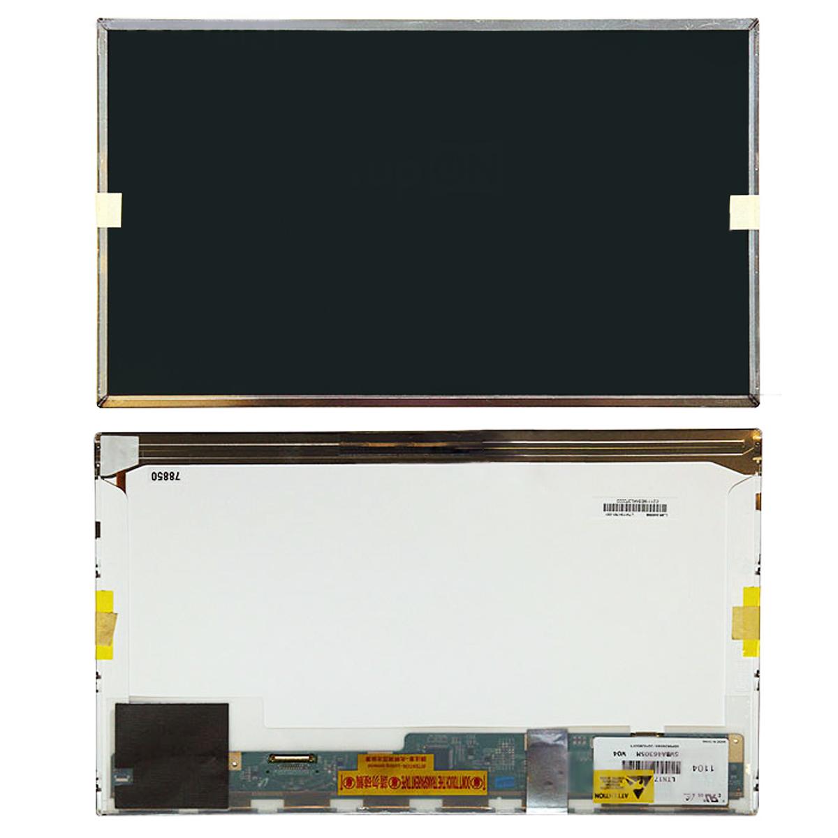 Запчасти для ремонта теле, видео, аудио 17.3 1600x900 HD+ 40 pin LED. Глянцевая. PN: N173FGE-L23.