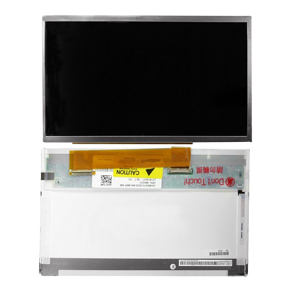 Запчасти для ремонта теле, видео, аудио 10.1 1366x768 WXGA 40 pin LED. Глянцевая. PN: LTN101AT03.
