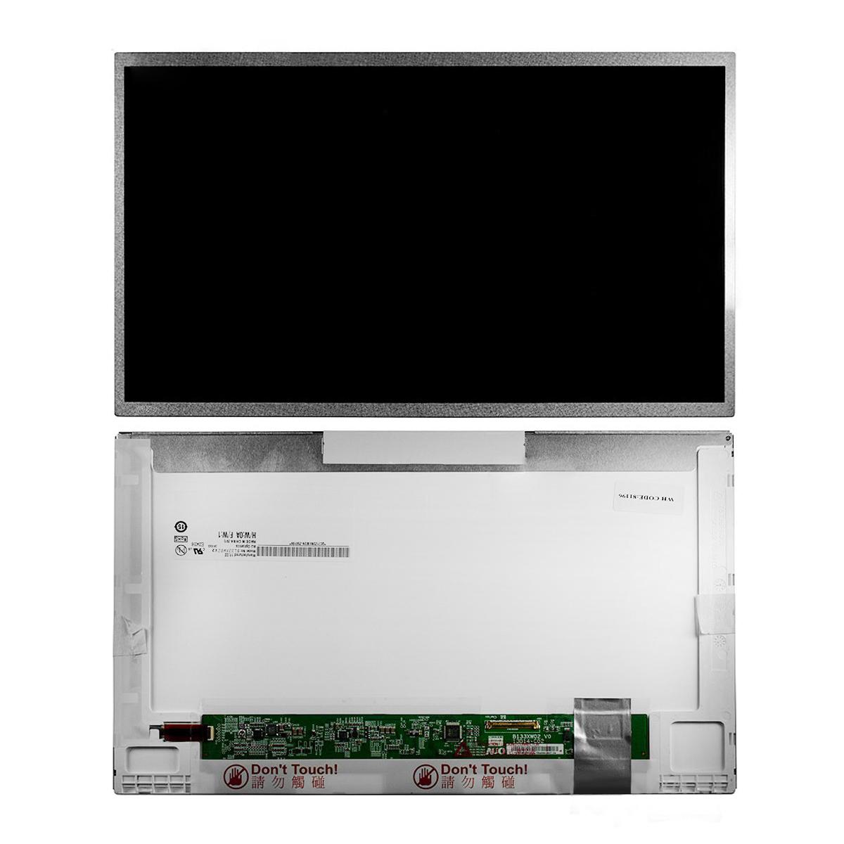 Запчасти для ремонта теле, видео, аудио 13.3 1366x768 WXGA 40 pin LED. Глянцевая. PN: LP133WH1 (TL)(B1) B133XW04 V.2.