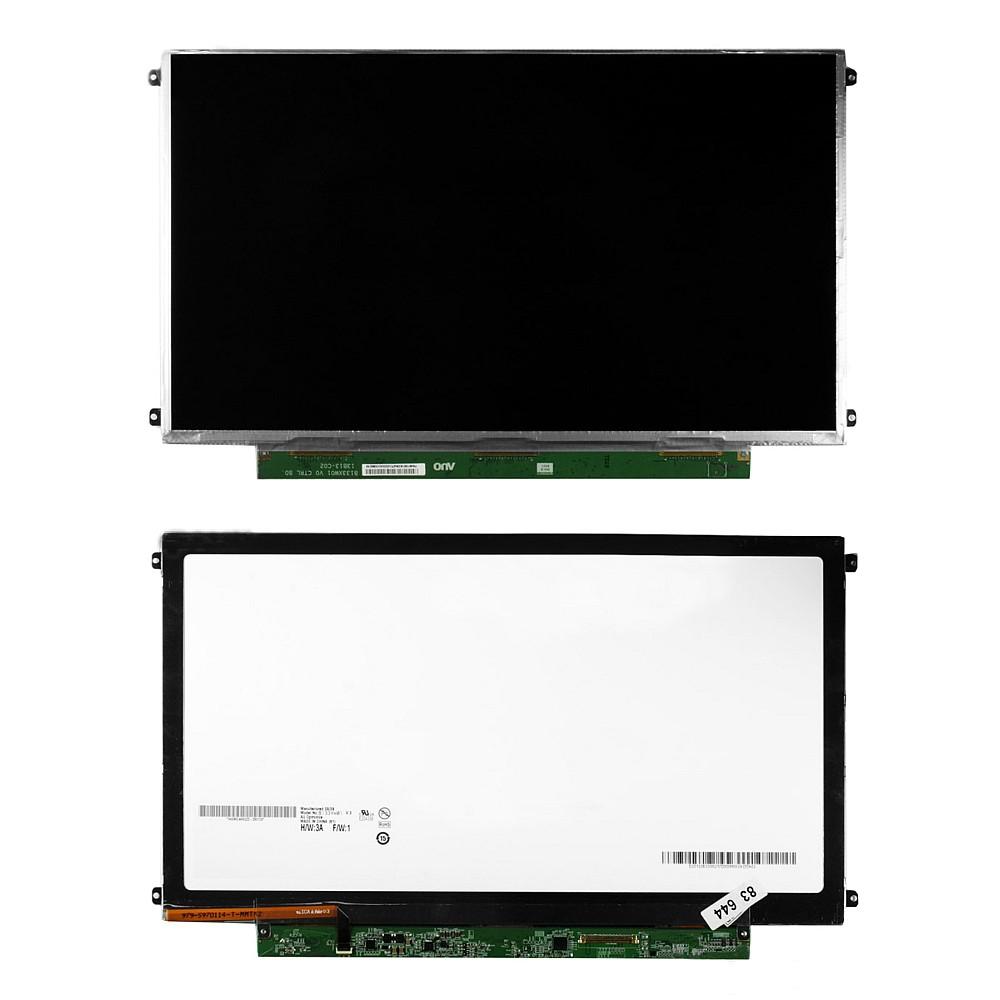 Запчасти для ремонта теле, видео, аудио 13.3 1366x768 WXGA 40 pin Slim LED крепления слева/справа (уши). Матовая. PN: LP133WH2 (TL)(A3)