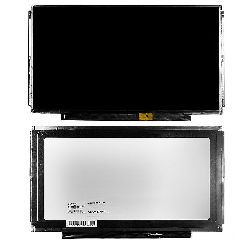 Запчасти для ремонта теле, видео, аудио 13.3 1366x768 WXGA 40 pin Slim крепления планки. Глянцевая. PN: LP133WH2 (TL)(N7) B133XW03 V.0.