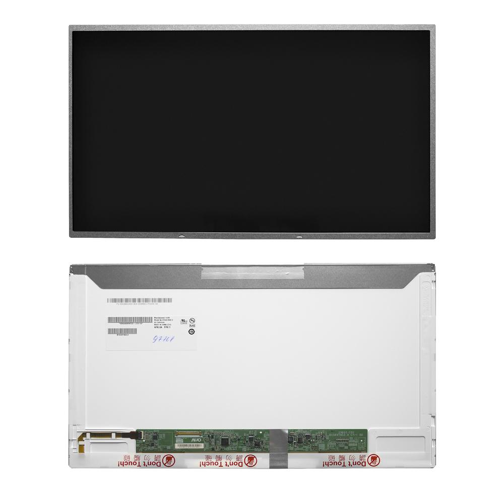 Запчасти для ремонта теле, видео, аудио 15.6 1366x768 WXGA 40 pin LED. Глянцевая. PN: B156XTN02.2 B156XTN02.0 B156XW02.