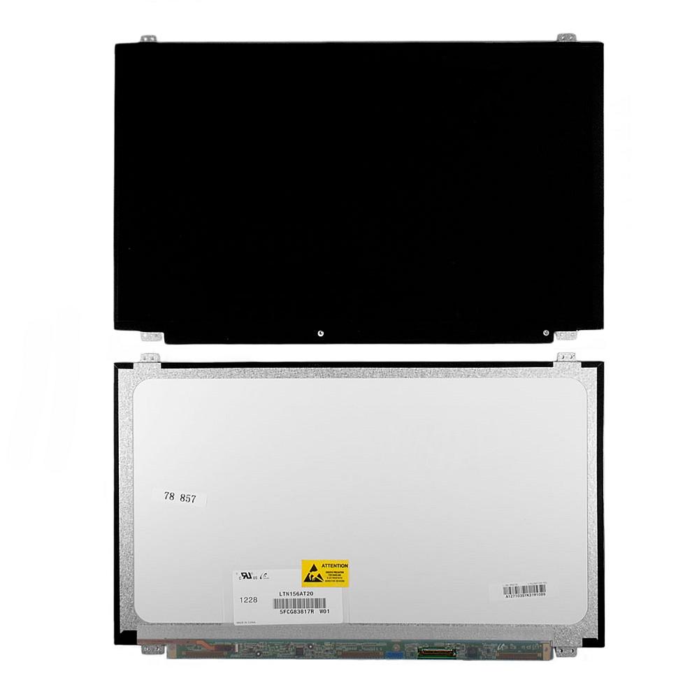 Запчасти для ремонта теле, видео, аудио 15.6 1366x768 WXGA 40 pin Slim LED крепления сверху/снизу (уши) Глянцевая. PN: NT156WHM-N10.