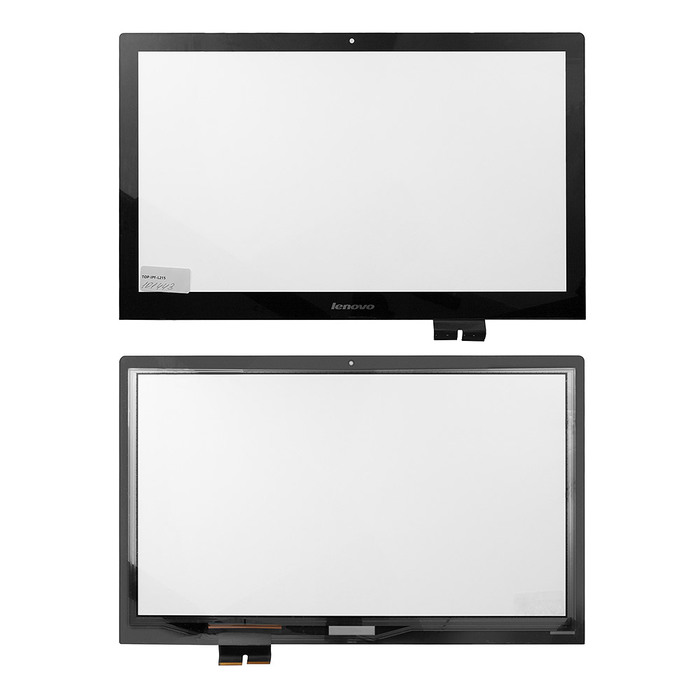 Запчасти для ремонта теле, видео, аудио Сенсорное стекло тачскрин ноутбука Lenovo IdeaPad Flex 2 15 1920x1080. Черный.