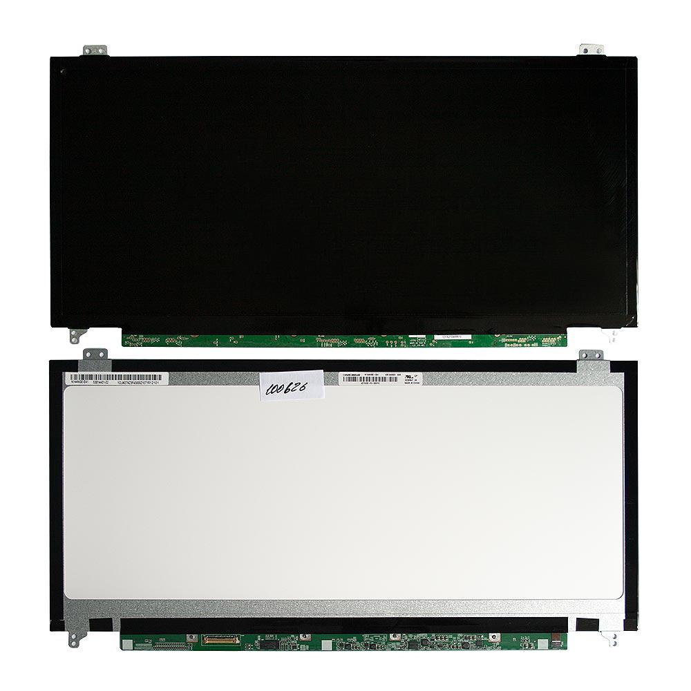 Матрица для ноутбука 14.4 1792x768 SWXGA, 30 pin Slim LED, крепления сверху/снизу (уши). Матовая. PN: N144NGE-E41.