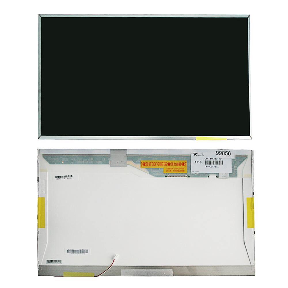 Запчасти для ремонта теле, видео, аудио 18.4 1680x945 WXGA HD+ 30 pin 1-CCFL. Глянцевая. PN: LTN184KT02-T01.