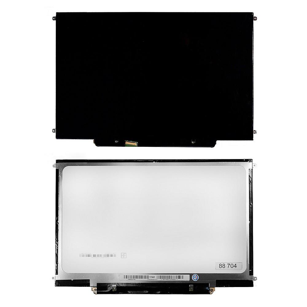 Запчасти для ремонта теле, видео, аудио 13.3 1280x800 WXGA 30 pin Slim LED крепления слева/справа (уши). Глянцевая. PN: LTN133AT09.