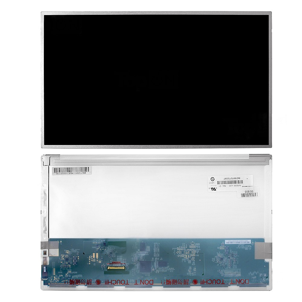 Запчасти для ремонта теле, видео, аудио 15.6 1366x768 WXGA 3D 40 pin LED. Глянцевая. PN: N156B6-L3D REV.C1
