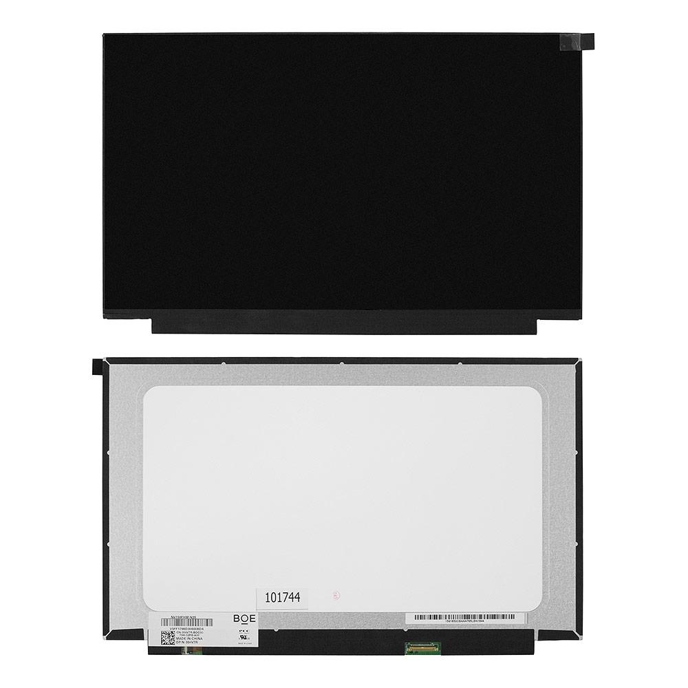 Запчасти для ремонта теле, видео, аудио 15.6 1920x1080 FHD 30 pin Slim IPS. Глянцевая. PN: NV156FHM-N35.