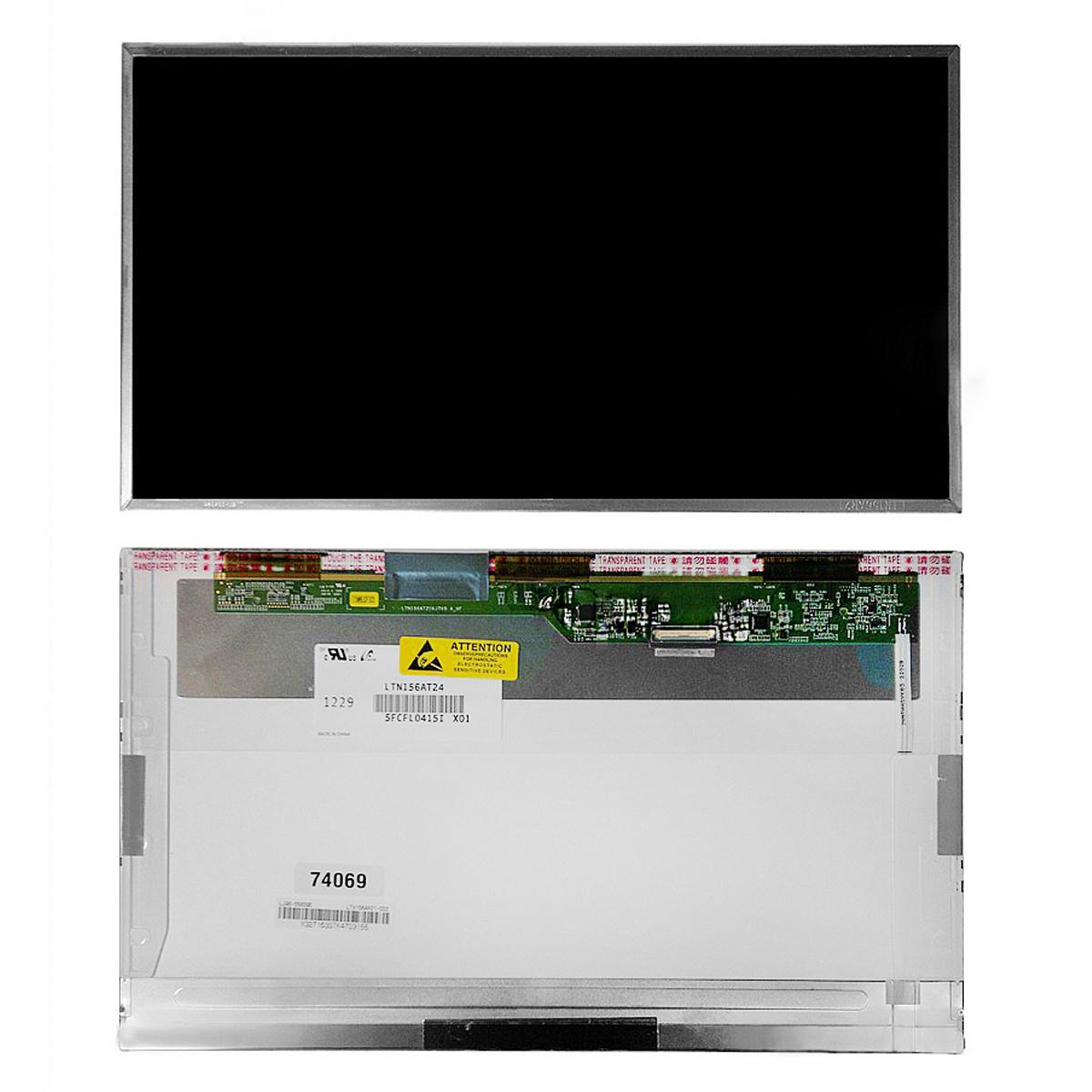Запчасти для ремонта теле, видео, аудио 15.6 1366x768 WXGA 40 pin LED. Глянцевая. PN: N163HGE-L11.