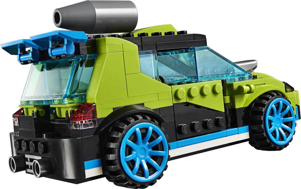 Пластиковый конструктор LEGO 31074