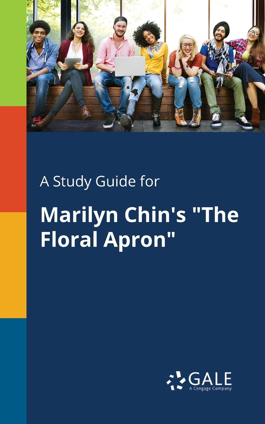 Cengage Learning Gale A Study Guide for Marilyn Chin.s The Floral Apron wen original design custom hand painted shoes floral purple rose women men s high top canvas sneakers for gifts