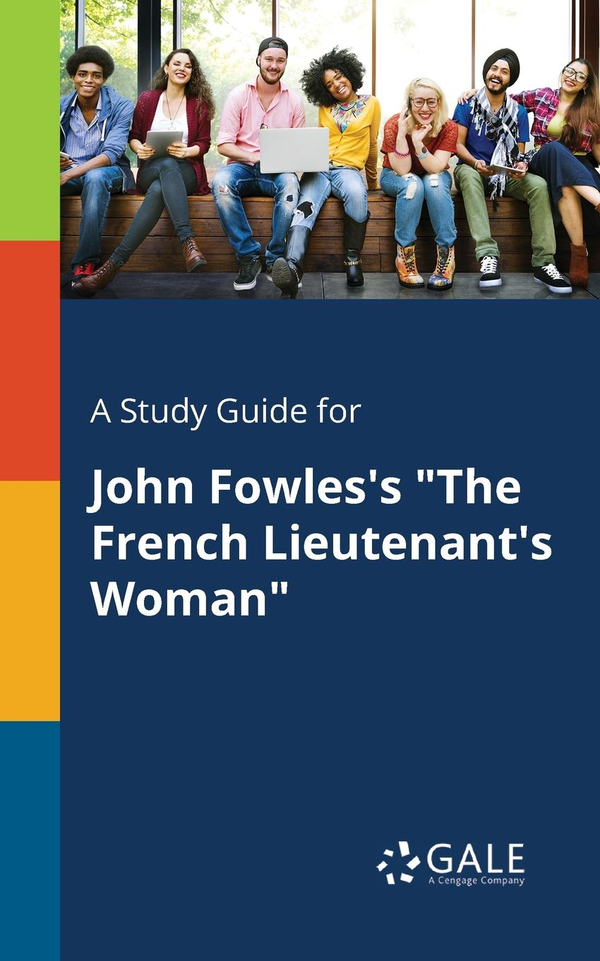 Фото - Cengage Learning Gale A Study Guide for John Fowles.s The French Lieutenant.s Woman concise colour block and circle pattern design men s slippers