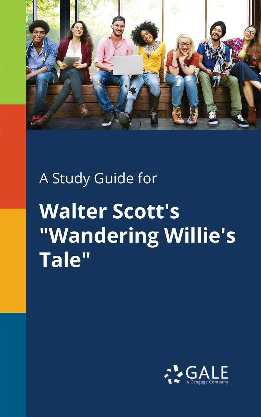 Фото - Cengage Learning Gale A Study Guide for Walter Scott.s Wandering Willie.s Tale concise colour block and circle pattern design men s slippers