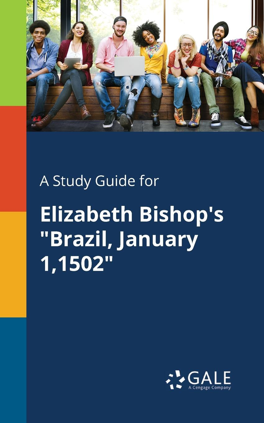Cengage Learning Gale A Study Guide for Elizabeth Bishop.s Brazil, January 1,1502 novelty round neck brazil flag print asymmetrical dress for women