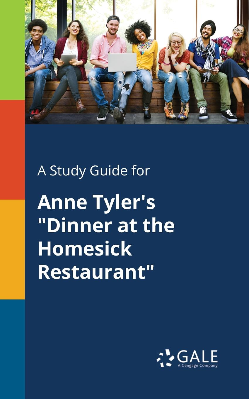 Cengage Learning Gale A Study Guide for Anne Tyler.s