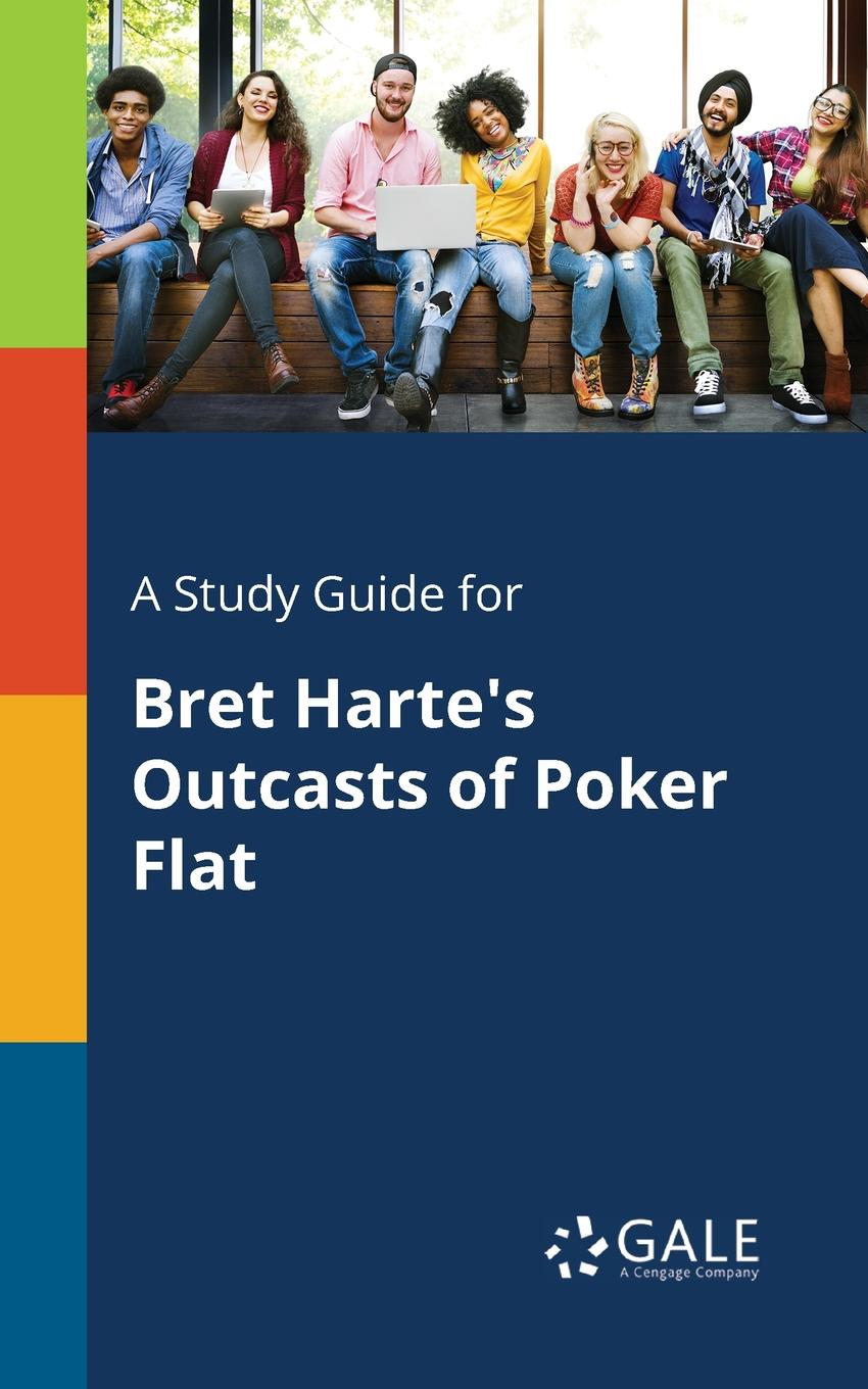 лучшая цена Cengage Learning Gale A Study Guide for Bret Harte.s Outcasts of Poker Flat