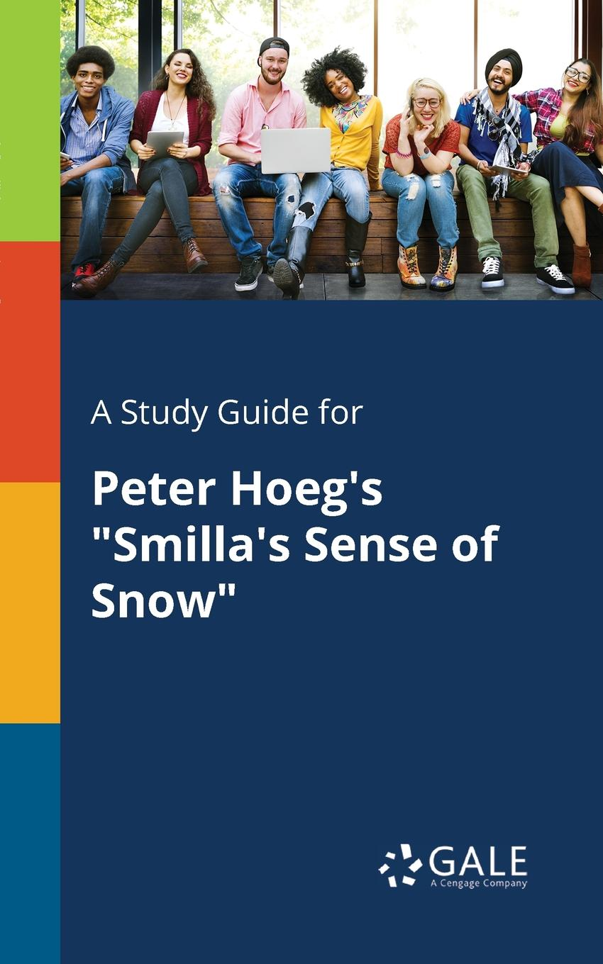 Фото - Cengage Learning Gale A Study Guide for Peter Hoeg.s Smilla.s Sense of Snow concise colour block and circle pattern design men s slippers