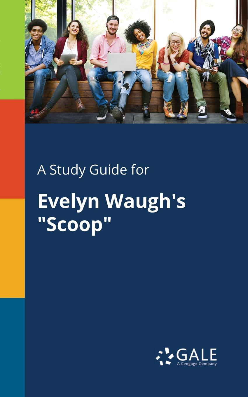 Cengage Learning Gale A Study Guide for Evelyn Waugh.s Scoop stylish women s loose fitting scoop neck tree print top