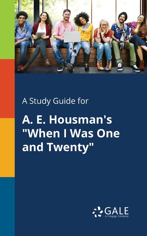 A Study Guide for A. E. Housman.s
