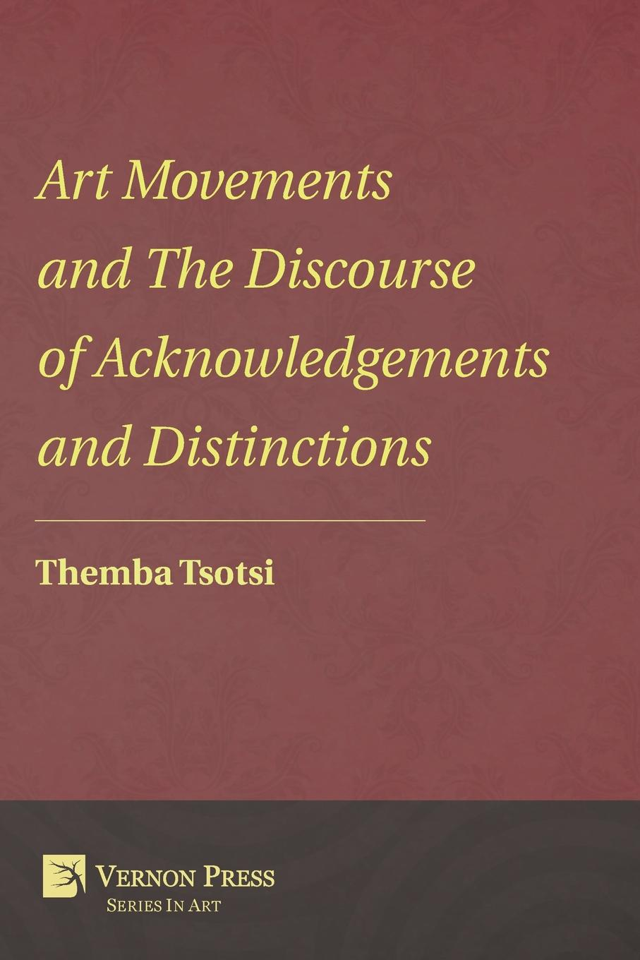 Themba Tsotsi Art Movements and the Discourse of Acknowledgements and Distinctions oduor benson the use of narrative voices to present ideological dispensation