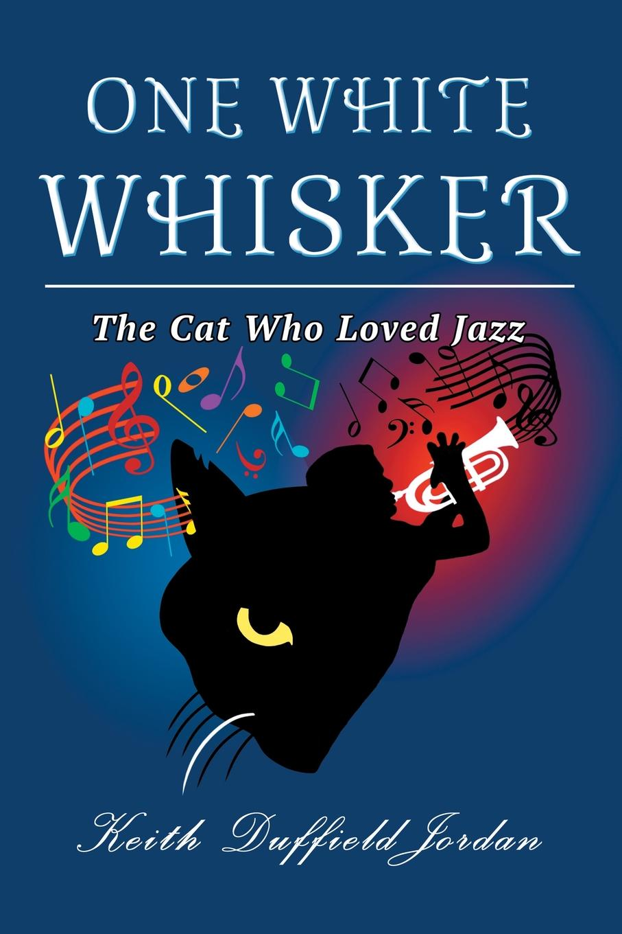Keith Duffield Jordan ONE WHITE WHISKER. The Cat Who Loved Jazz zipper fly slimming bleach wash narrow feet holes and cat s whisker jeans for men