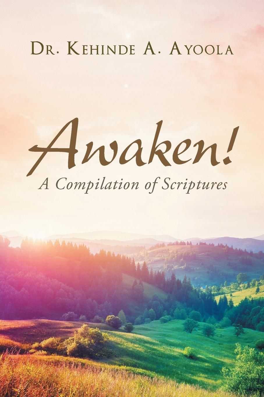 Dr. Kehinde A. Ayoola Awaken.. A Compilation of Scripture wrath of a mad god darkwar book 3