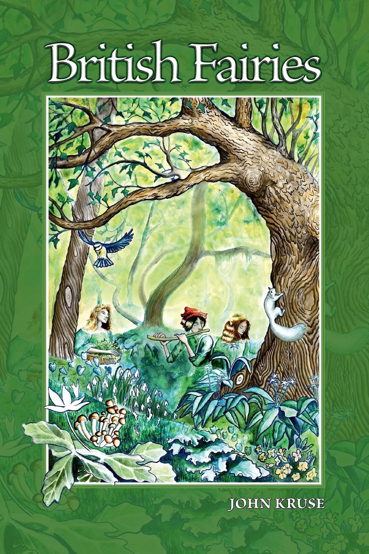 John Kruse British Fairies flower fairies of the winter