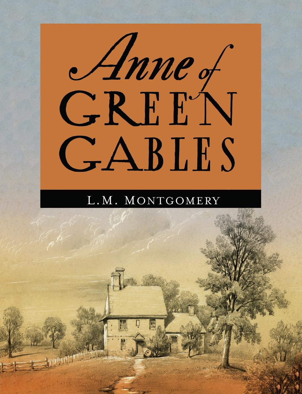 L. M. Montgomery Anne of Green Gables the viridi anne pубашка