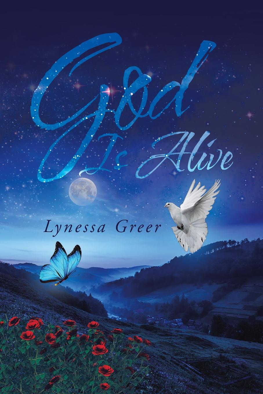 Lynessa Greer God Is Alive feet of clay