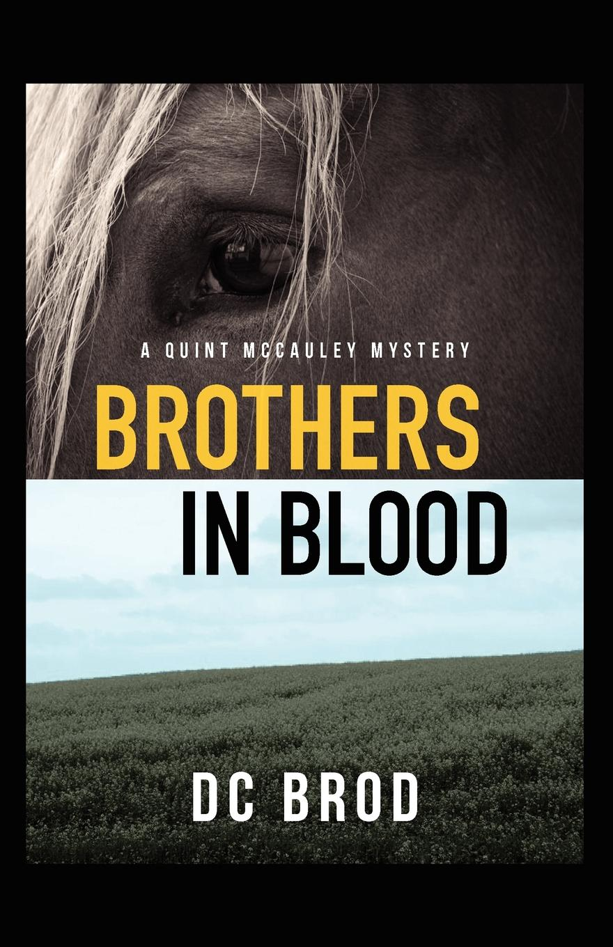 DC Brod Brothers in Blood blood brothers