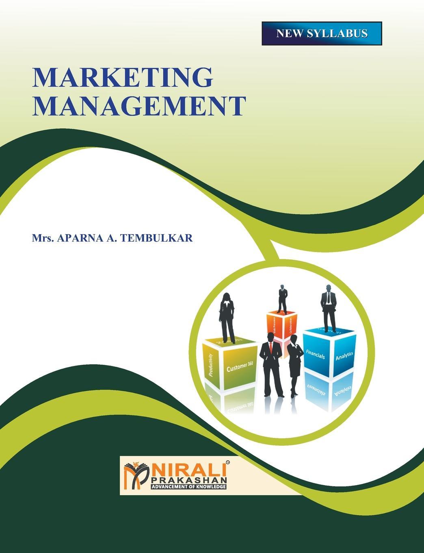 цены на APARNA A TEMBULKAR MARKETING MANAGEMENT  в интернет-магазинах