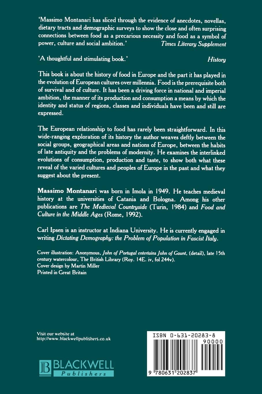 Massimo Montanari The Culture of Food. 1154 - 1258 цена