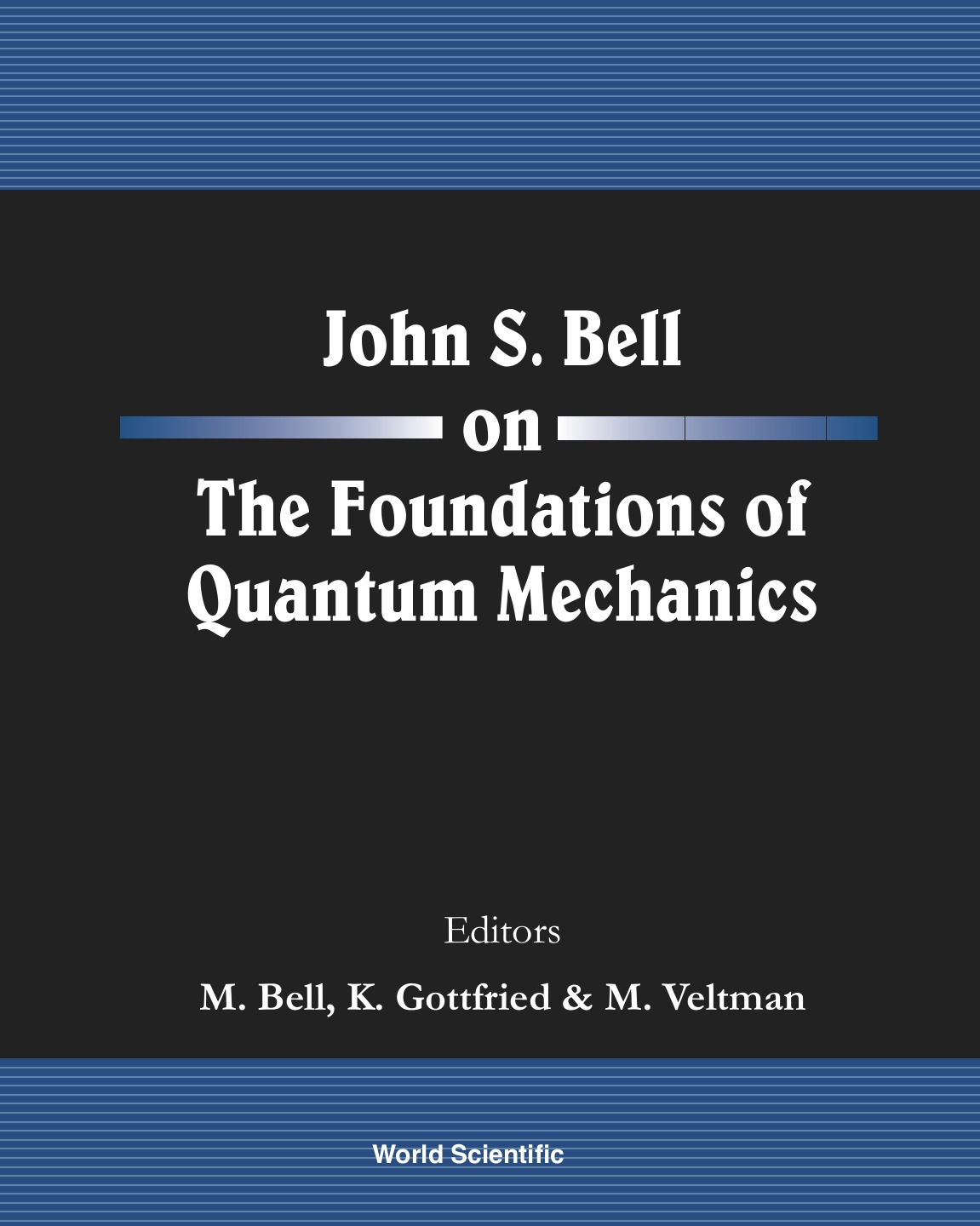 c0062b0cb12da1 This book is the most complete collection of John S Bell's research papers,  review articles and lecture notes on the foundations of quantum mechanics.