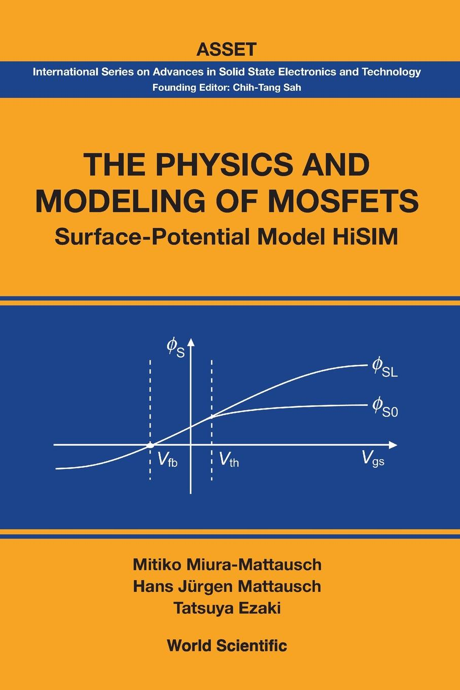 Mitiko Miura-Mattausch, Hans Jurgen Mattausch, Tatsuya Ezaki PHYSICS AND MODELING OF MOSFETS, THE. SURFACE-POTENTIAL MODEL HISIM free shipping 10pcs lot transistor transistor g30n60hs to 247