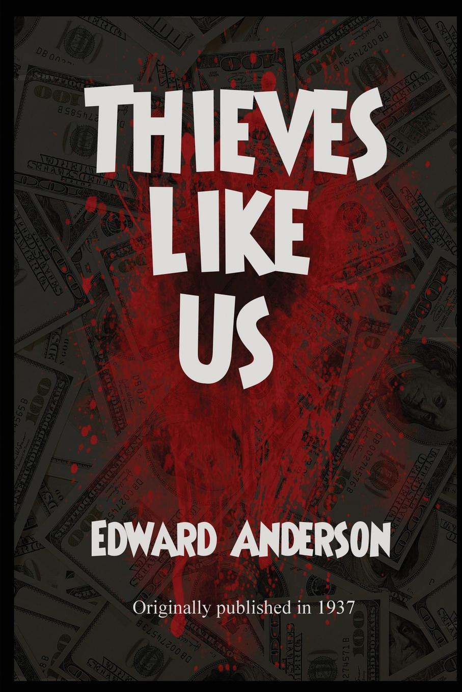 Edward Anderson Thieves Like Us tale of us tale of us endless remixes 2 lp