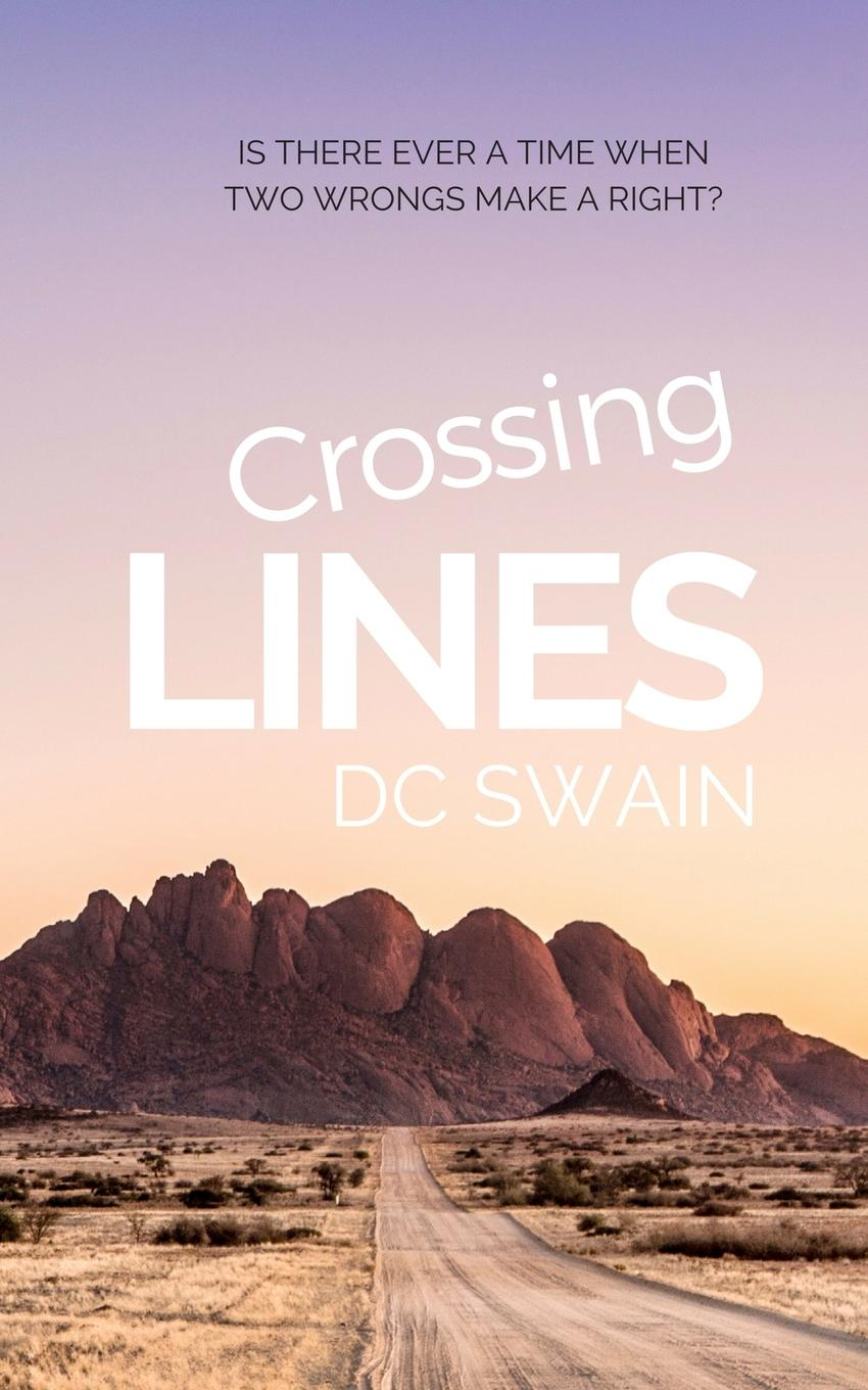 DC Swain Crossing Lines fractured lines out of line 4