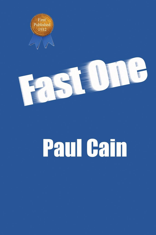 Paul Cain Fast One красная звезда угольник классный 45 градусов