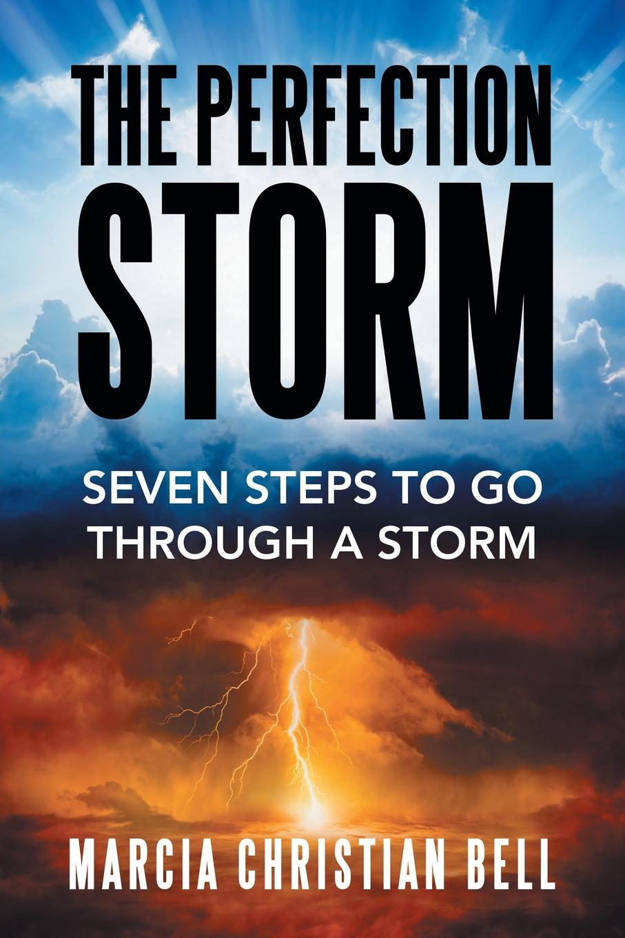 Marcia Christian Bell The Perfection Storm. Seven Steps to Go Through a Storm anne mather storm in a rain barrel