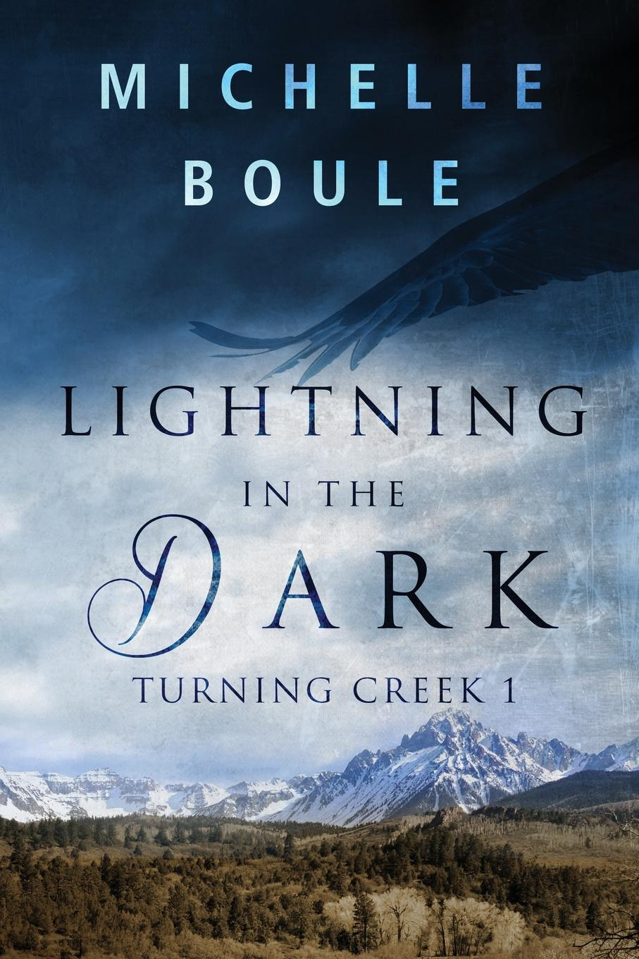 Michelle Boule Lightning in the Dark. Turning Creek 1 туфли alla pugachova alla pugachova mp002xw1intb