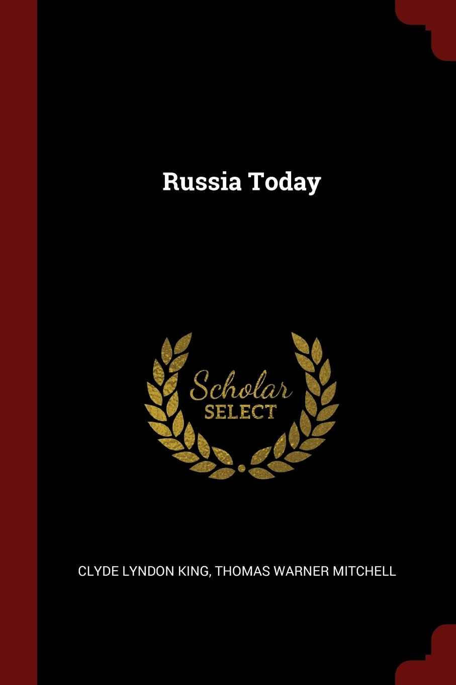 Russia Today This work has been selected by scholars as being culturally...