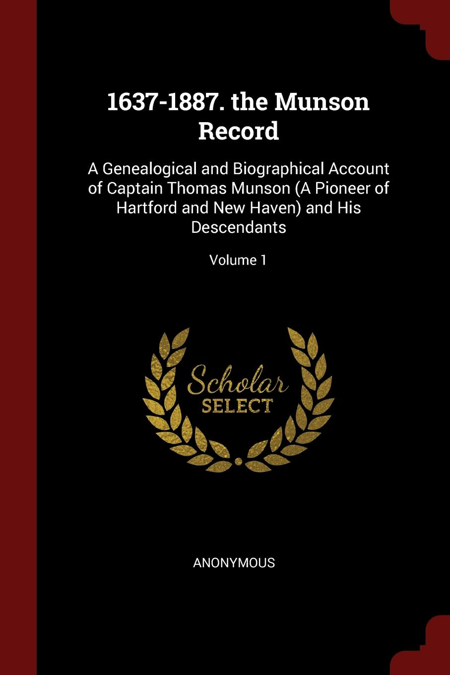 M. l'abbé Trochon 1637-1887. the Munson Record. A Genealogical and Biographical Account of Captain Thomas Munson (A Pioneer of Hartford and New Haven) and His Descendants; Volume 1 new and original zd 70n optex photoelectric switch photoelectric sensor npn output