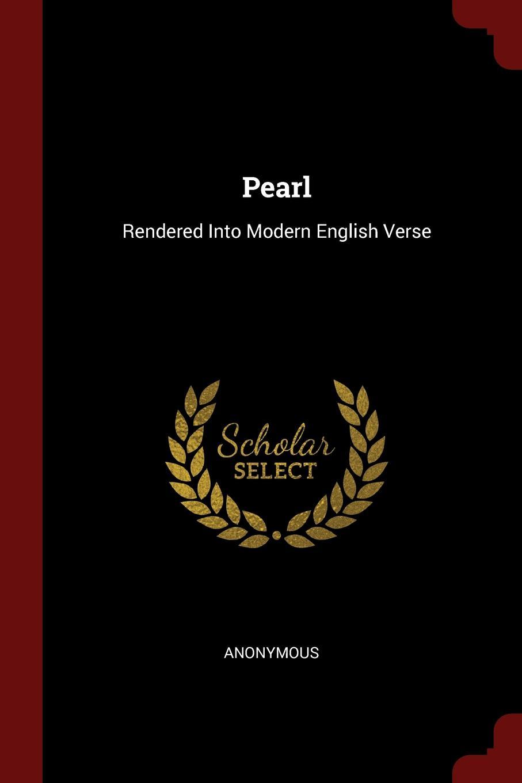M. l'abbé Trochon Pearl. Rendered Into Modern English Verse