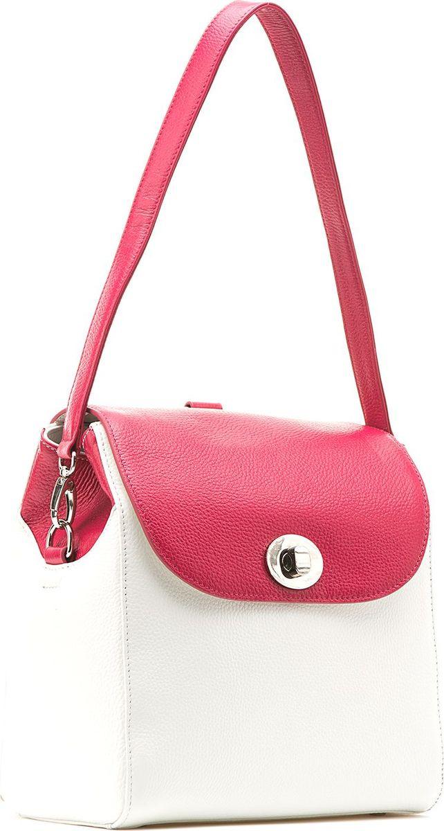 Рюкзак женский Labbra, L-DA81753-1, белый, красный